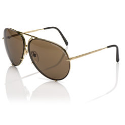PORSCHE DESIGN - P8478 GOLD with Brown & Blue Replacement