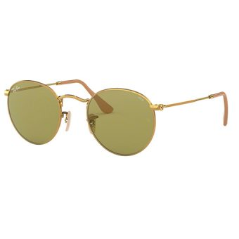 GOLD with Crystal Photochromic Green