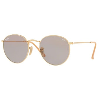 GOLD with Crystal Photochromic Grey