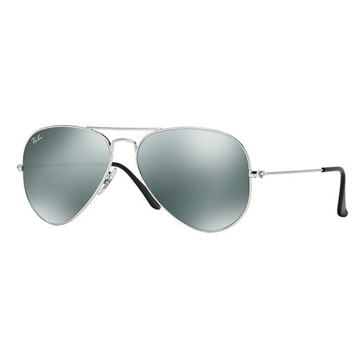 RayBan Aviator RB3025 Silver Classic Edition