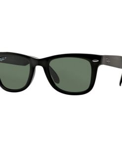 Image of Ray-Ban-Folding-Wayfarer-RB4105-601-58-Sunglasses