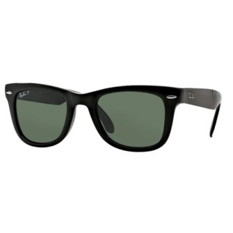 Image of Ray-Ban-Folding-Wayfarer-RB4105-601-58-Sunglasses