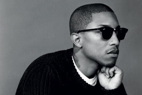Image of Pharrell-Williams-Clubmaster-Sunglasss-Icon