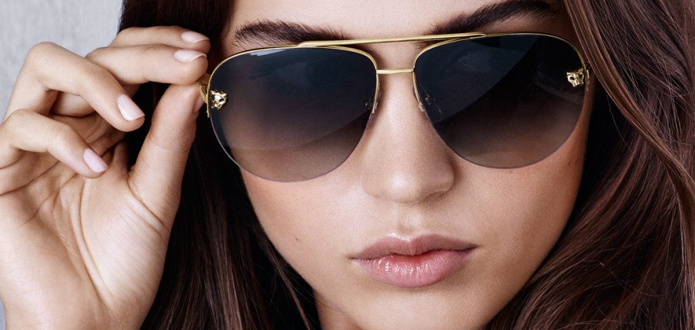 Panth 233 Re De Cartier A Classic Sunglass Sunglasses Uk