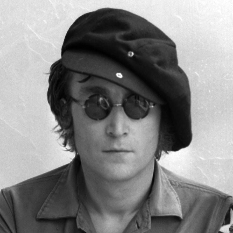 ICONS IN ICONIC SUNGLASSES – THE ROUND EYE