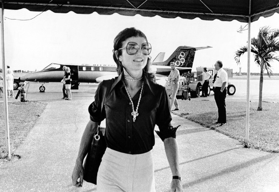 Jackie Onassis - First Lady
