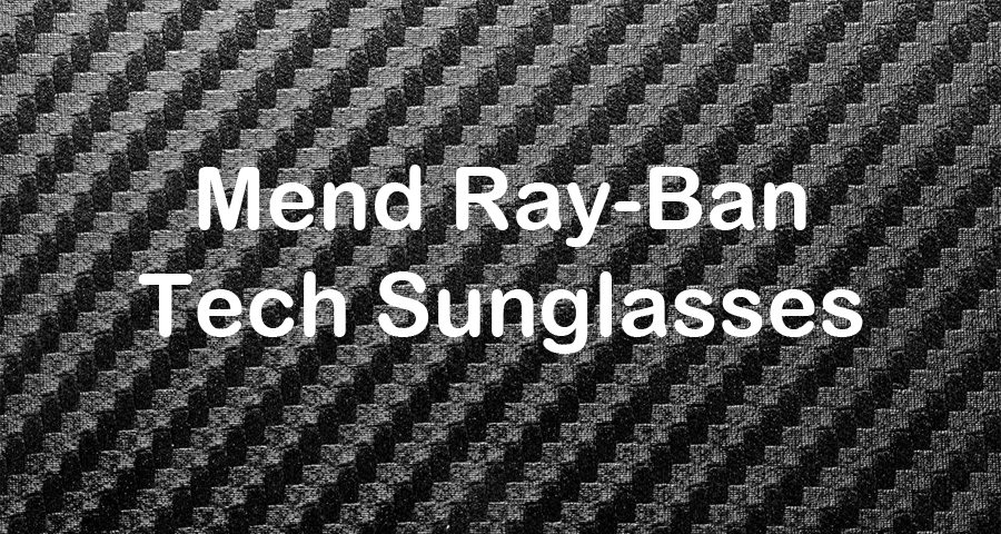 Mend Ray-Ban Tech Sunglasses