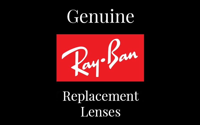 288105ab1b7 Genuine Ray-Ban Replacement Lenses