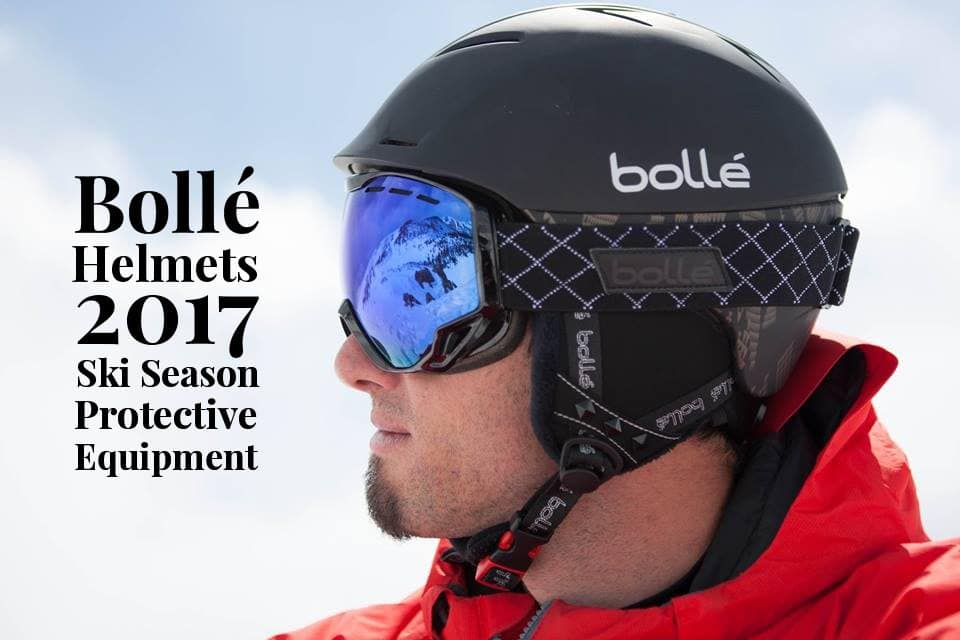 Bolle Helmets - 2017 Ski Season Protective Equipment