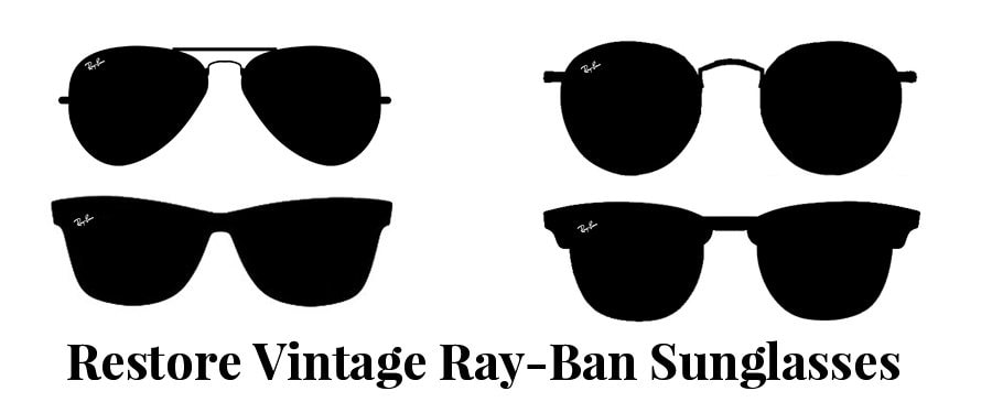 855d711dbad Restore Vintage Ray-Ban Sunglasses