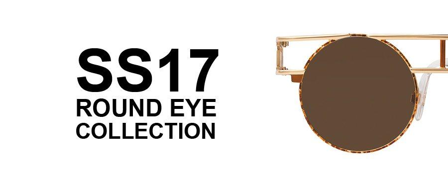 SS17 Round Eye Collection - Cazal 958