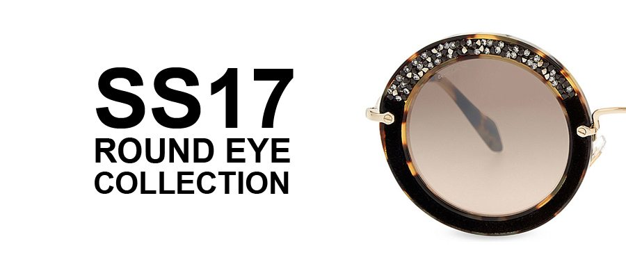 SS17 Round Eye Collection - Miu Miu - MU08RS
