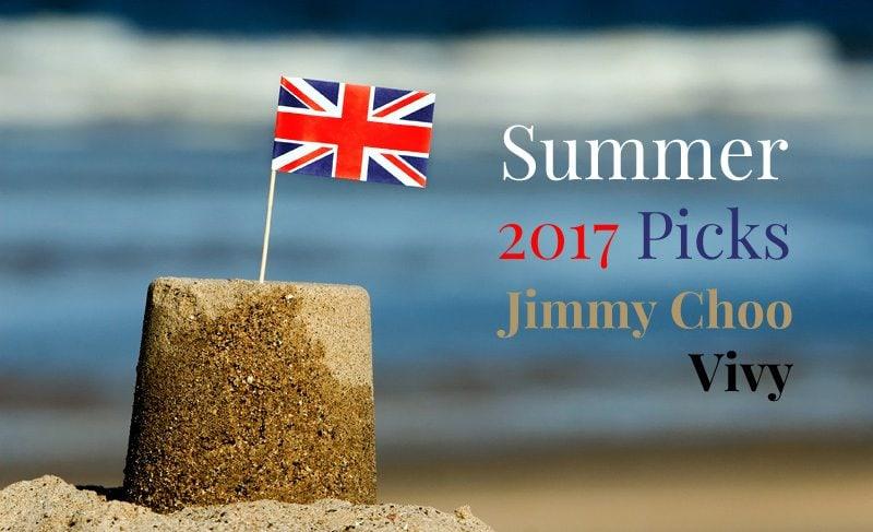 Summer 2017 Picks - Jimmy Choo - Vivy