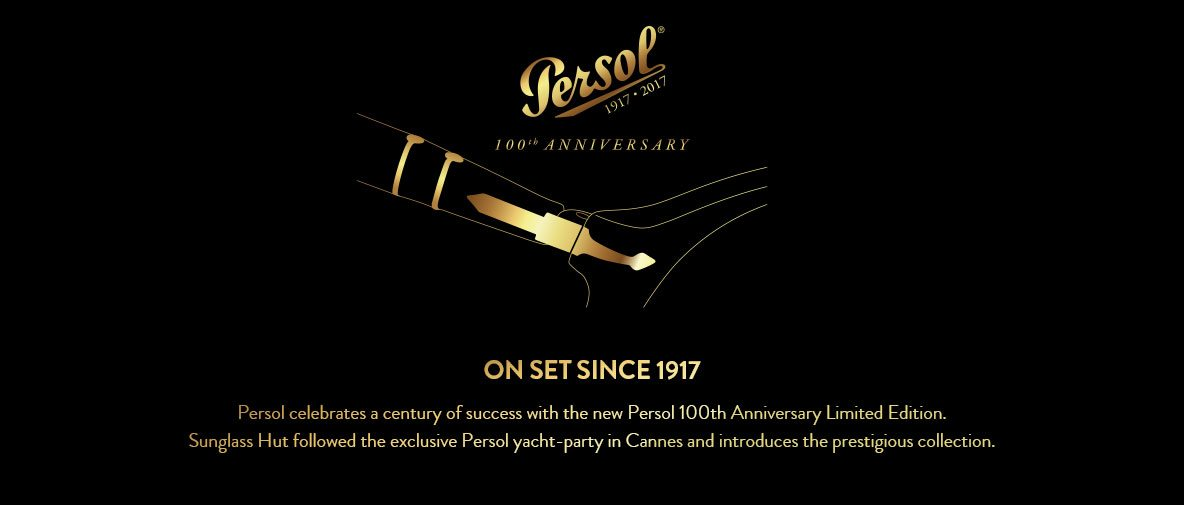 Celebrating 100 Years Of Persol