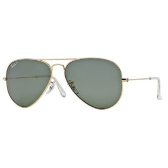 RAYBAN AVIATOR RB3025 GOLD CLASSIC EDITION
