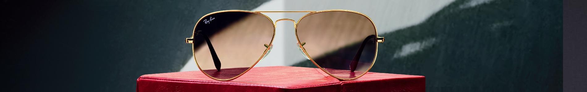 Ray-Ban Sunglasses Company Logo