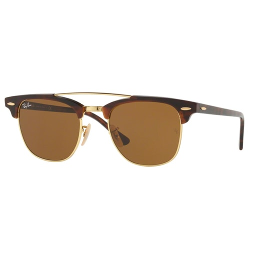 6b80c2095 RAYBAN CLUBMASTER DOUBLE BRIDGE RB3816 | Sunglasses UK