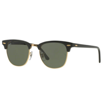 RayBan Clubmaster RB3016 Black Classic Edition