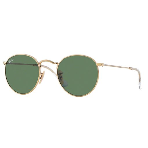 RayBan Round Metal RB3447 Gold Classic Edition