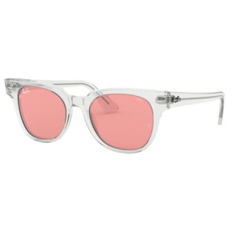 TRANSPARENT with Pink