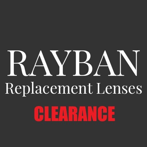 RayBan Replacement Lenses Clearance