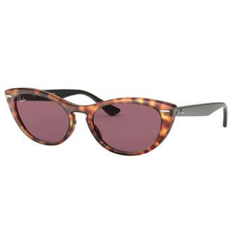 HAVANA RED with Violet Photochromic Mirror Gold