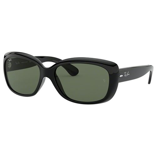RAYBAN JACKIE OHH RB4101 BLACK CLASSIC EDITION