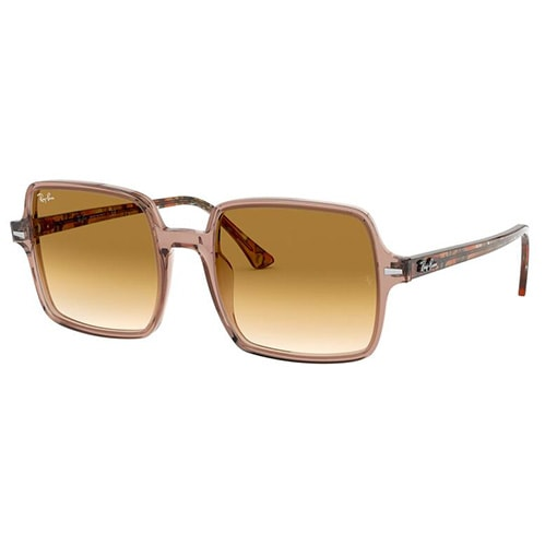 TRANSPARENT LIGHT BROWN with Brown Grad.