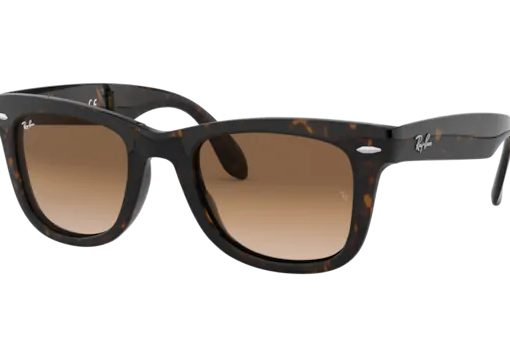 Ray-Ban Wayfarer Folding RB4105 710/51 50